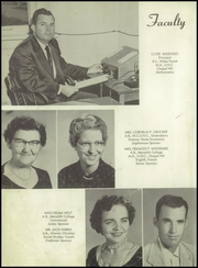 Page 8, 1957 Edition, Pine Level High School - Pine Needle Yearbook (Pine Level, NC) online yearbook collection