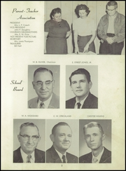 Page 9, 1957 Edition, Pine Level High School - Pine Needle Yearbook (Pine Level, NC) online yearbook collection
