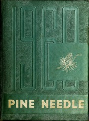 Page 1, 1960 Edition, Pine Level High School - Pine Needle Yearbook (Pine Level, NC) online yearbook collection