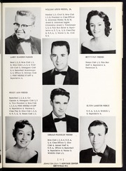 Page 15, 1960 Edition, Pine Level High School - Pine Needle Yearbook (Pine Level, NC) online yearbook collection