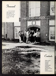 Page 6, 1960 Edition, Pine Level High School - Pine Needle Yearbook (Pine Level, NC) online yearbook collection