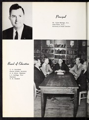 Page 8, 1960 Edition, Pine Level High School - Pine Needle Yearbook (Pine Level, NC) online yearbook collection