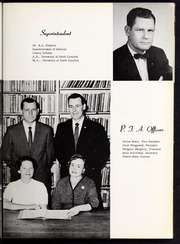 Page 9, 1960 Edition, Pine Level High School - Pine Needle Yearbook (Pine Level, NC) online yearbook collection