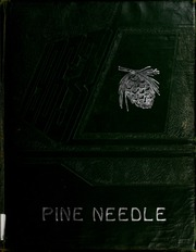1963 Edition, Pine Level High School - Pine Needle Yearbook (Pine Level, NC)