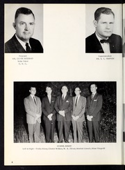 Page 8, 1963 Edition, Pine Level High School - Pine Needle Yearbook (Pine Level, NC) online yearbook collection