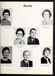 Page 9, 1963 Edition, Pine Level High School - Pine Needle Yearbook (Pine Level, NC) online yearbook collection