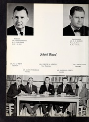 Page 8, 1964 Edition, Pine Level High School - Pine Needle Yearbook (Pine Level, NC) online yearbook collection