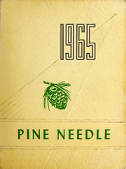 1965 Edition, Pine Level High School - Pine Needle Yearbook (Pine Level, NC)