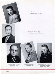 Page 11, 1945 Edition, Trinity University - Mirage Yearbook (San Antonio, TX) online yearbook collection