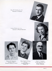 Page 12, 1945 Edition, Trinity University - Mirage Yearbook (San Antonio, TX) online yearbook collection