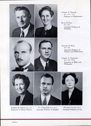 Page 15, 1945 Edition, Trinity University - Mirage Yearbook (San Antonio, TX) online yearbook collection