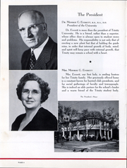 Page 7, 1945 Edition, Trinity University - Mirage Yearbook (San Antonio, TX) online yearbook collection