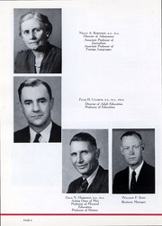 Page 9, 1945 Edition, Trinity University - Mirage Yearbook (San Antonio, TX) online yearbook collection
