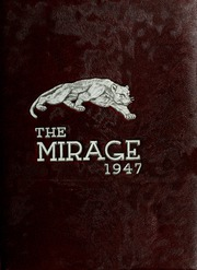 1947 Edition, Trinity University - Mirage Yearbook (San Antonio, TX)