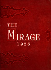 1956 Edition, Trinity University - Mirage Yearbook (San Antonio, TX)