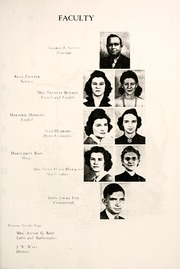 Page 9, 1942 Edition, Cooleemee High School - Indian Echo Yearbook (Cooleemee, NC) online yearbook collection