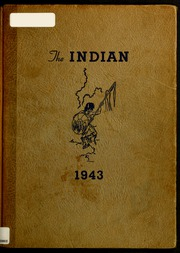 1943 Edition, Cooleemee High School - Indian Echo Yearbook (Cooleemee, NC)