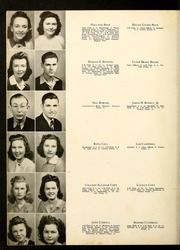 Page 10, 1943 Edition, Cooleemee High School - Indian Echo Yearbook (Cooleemee, NC) online yearbook collection
