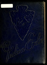 1950 Edition, Cooleemee High School - Indian Echo Yearbook (Cooleemee, NC)