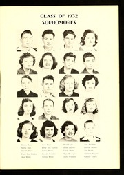 Page 39, 1950 Edition, Cooleemee High School - Indian Echo Yearbook (Cooleemee, NC) online yearbook collection