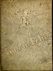 1952 Edition, Cooleemee High School - Indian Echo Yearbook (Cooleemee, NC)