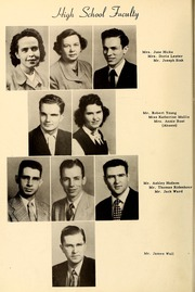 Page 12, 1952 Edition, Cooleemee High School - Indian Echo Yearbook (Cooleemee, NC) online yearbook collection