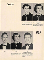 Page 11, 1955 Edition, Cooleemee High School - Indian Echo Yearbook (Cooleemee, NC) online yearbook collection