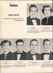 Page 12, 1955 Edition, Cooleemee High School - Indian Echo Yearbook (Cooleemee, NC) online yearbook collection