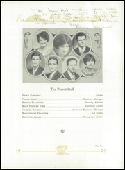 Page 9, 1929 Edition, Farm Life High School - Parrot Yearbook (China Grove, NC) online yearbook collection
