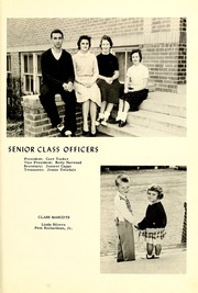 Page 13, 1957 Edition, Townsville High School - La Petite Ville Yearbook (Townsville, NC) online yearbook collection