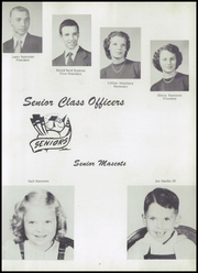 Page 11, 1952 Edition, Monticello High School - Mon Echo Yearbook (Browns Summit, NC) online yearbook collection