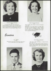 Page 12, 1952 Edition, Monticello High School - Mon Echo Yearbook (Browns Summit, NC) online yearbook collection