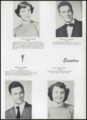 Page 13, 1952 Edition, Monticello High School - Mon Echo Yearbook (Browns Summit, NC) online yearbook collection