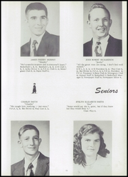 Page 15, 1952 Edition, Monticello High School - Mon Echo Yearbook (Browns Summit, NC) online yearbook collection
