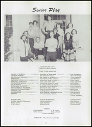 Page 17, 1952 Edition, Monticello High School - Mon Echo Yearbook (Browns Summit, NC) online yearbook collection