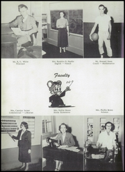 Page 8, 1952 Edition, Monticello High School - Mon Echo Yearbook (Browns Summit, NC) online yearbook collection