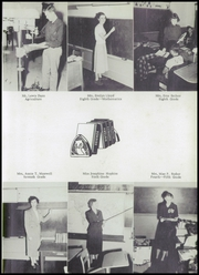 Page 9, 1952 Edition, Monticello High School - Mon Echo Yearbook (Browns Summit, NC) online yearbook collection