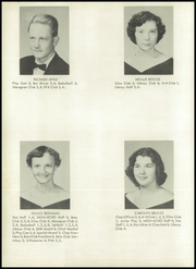 Page 14, 1954 Edition, Monticello High School - Mon Echo Yearbook (Browns Summit, NC) online yearbook collection