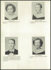Page 16, 1954 Edition, Monticello High School - Mon Echo Yearbook (Browns Summit, NC) online yearbook collection