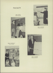 Page 11, 1957 Edition, Monticello High School - Mon Echo Yearbook (Browns Summit, NC) online yearbook collection