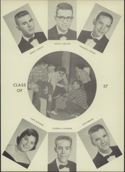 Page 15, 1957 Edition, Monticello High School - Mon Echo Yearbook (Browns Summit, NC) online yearbook collection