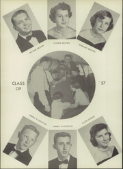 Page 16, 1957 Edition, Monticello High School - Mon Echo Yearbook (Browns Summit, NC) online yearbook collection