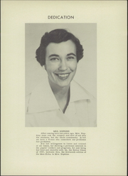 Page 7, 1957 Edition, Monticello High School - Mon Echo Yearbook (Browns Summit, NC) online yearbook collection