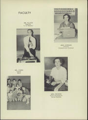 Page 9, 1957 Edition, Monticello High School - Mon Echo Yearbook (Browns Summit, NC) online yearbook collection