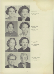 Page 10, 1959 Edition, Monticello High School - Mon Echo Yearbook (Browns Summit, NC) online yearbook collection