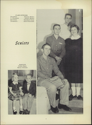 Page 12, 1959 Edition, Monticello High School - Mon Echo Yearbook (Browns Summit, NC) online yearbook collection