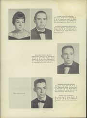 Page 14, 1959 Edition, Monticello High School - Mon Echo Yearbook (Browns Summit, NC) online yearbook collection