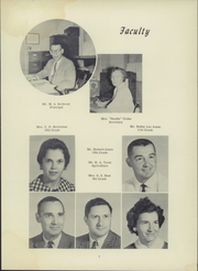 Page 9, 1959 Edition, Monticello High School - Mon Echo Yearbook (Browns Summit, NC) online yearbook collection