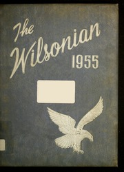 Page 1, 1955 Edition, Alexander Wilson High School - Wilsonian Yearbook (Graham, NC) online yearbook collection