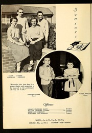 Page 12, 1955 Edition, Alexander Wilson High School - Wilsonian Yearbook (Graham, NC) online yearbook collection